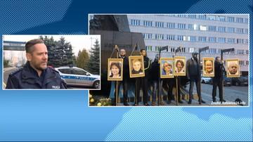Będzie postępowanie ws. portretów europosłów PO umieszczonych na szubienicach