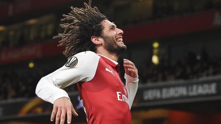 Liga Europy: Arsenal rozgromił BATE, drużyna Olkowskiego za burtą