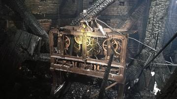 03-07-2017 10:27 Demontaż iglicy i kopuły. Prokuratura wszczyna śledztwo ws. pożaru katedry w Gorzowie