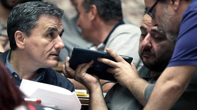 Główny negocjator Grecji widzi szanse na porozumienie