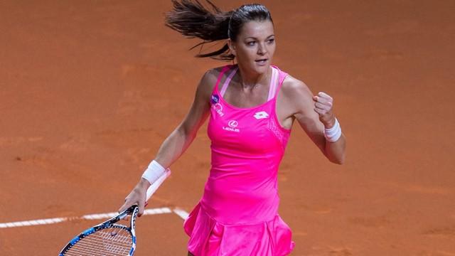 WTA w Stuttgarcie: Radwańska awansowała do ćwierćfinału