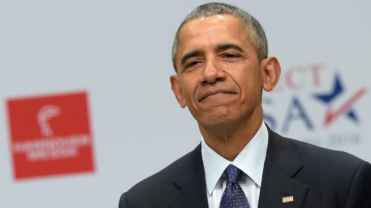 Obama: budujemy tarczę obronną przed pociskami Korei Płn.
