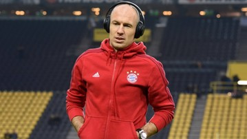 2016-08-29 Robben podpadł kibicom Bayernu Monachium!