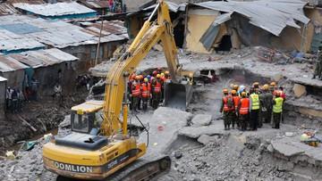 06-05-2016 18:32 Nairobi: rośnie bilans ofiar katastrofy budowlanej. 42 osoby nie żyją, 70 jest zaginionych