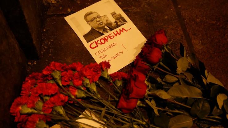 """""""To prowokacja"""" - Putin i Erdogan zgodnie o zamachu na ambasadora Rosji"""