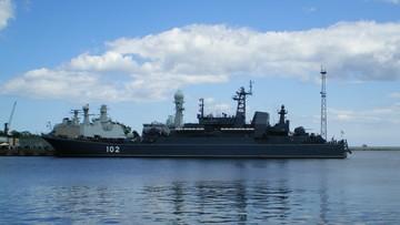 """26-10-2016 11:54 """"Rosja wzmacnia Flotę Bałtycką"""""""