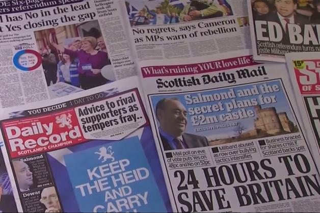 Szkocja przed referendum. Powstanie nowe państwo?