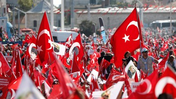 27-07-2016 16:08 Media: w Turcji po puczu zatrzymano ponad 15 tys. osób