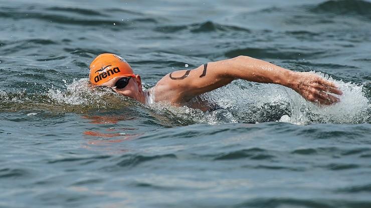 MŚ w pływaniu: Pielowski dwunasty na pięć kilometrów