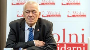 """03-04-2017 13:54 """"Jestem za wprowadzeniem kadencyjności w samorządach"""". Kornel Morawiecki"""