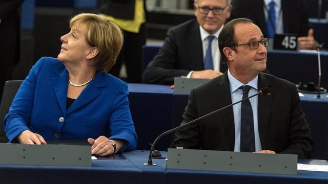 Hollande oskarża UE o opieszałość