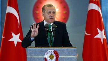 22-01-2017 10:41 Erdogan zainteresowany polityką Trumpa na Bliskim Wschodzie