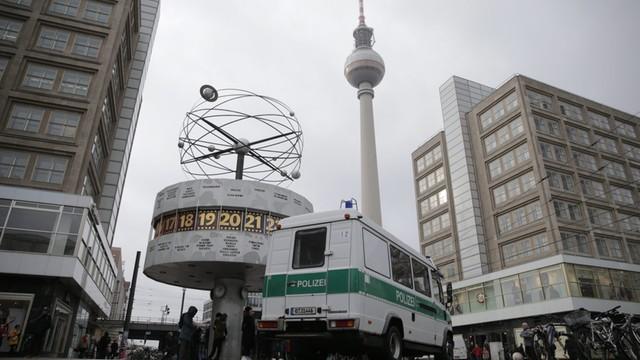 Niemcy: aresztowano terrorystów planujących zamach w Berlinie