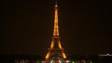 Paryż oddał hołd ofiarom zamachów w Somalii