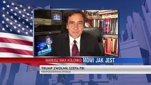 Mariusz Max Kolonko - Niespodziewana dymisja szefa FBI