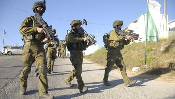 Izrael: zniszczenie tuneli Hamasu głównym zadaniem armii na ten rok