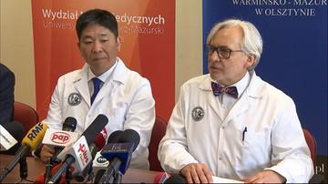 """19-05-2016 13:56 Operacje pacjentów w śpiączce """"powiodły się"""". Zobacz konferencję w olsztyńskim szpitalu"""