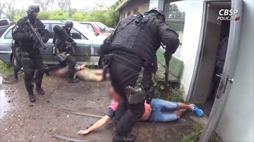 30-08-2016 07:17 65 kg marihuany - tyle chcieli przemycić do Polski pseudokibice