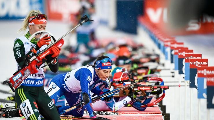 PŚ w biathlonie: Sprawdzian kobiecej sztafety w Hochfilzen