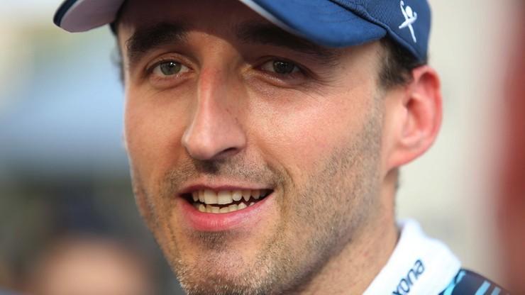 Media: Kubica nie podpisze kontraktu z Williamsem