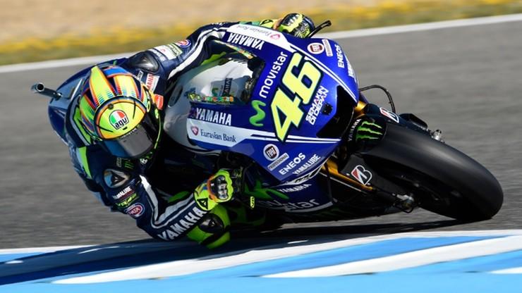 Rossi najszybszy w GP Australii