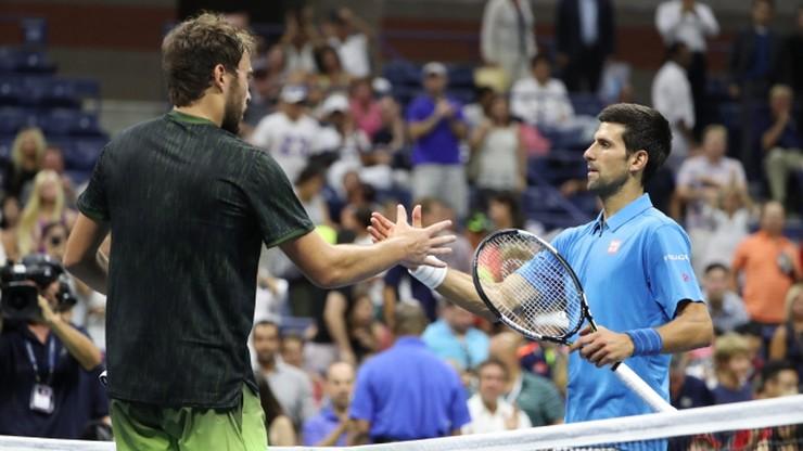 Djokovic: Janowicz to tenisista nieprzewidywalny