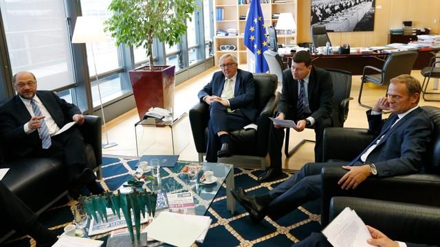 W środę szczyt UE bez Wlk. Brytanii?