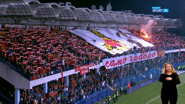Cezary z Pazurem: Mecz w Czarnogórze to boiskowa szarpanina i unikanie zagrożeń z trybun