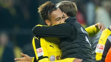 2015-10-25 Bundesliga: Borussia Dortmund wygrała 5:1. Aubameyang dogonił Lewandowskiego