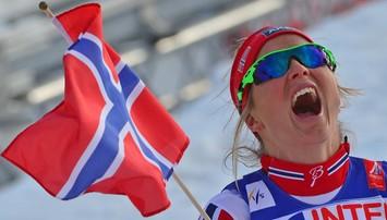 2015-09-03 Poważna kontuzja norweskiej rywalki Kowalczyk