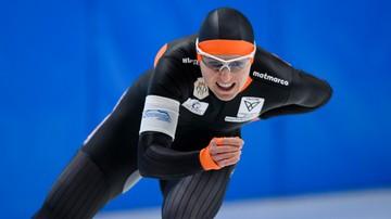 2017-12-02 PŚ w Calgary: 15. miejsce Czerwonki na 1000 m