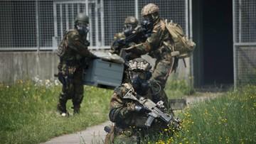"""17-08-2017 15:17 Niemieccy komandosi podejrzani o """"skrajnie prawicowe wybryki"""""""