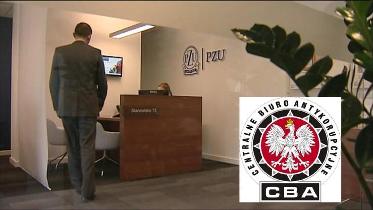 Agenci CBA w PZU i warszawskiej straży miejskiej