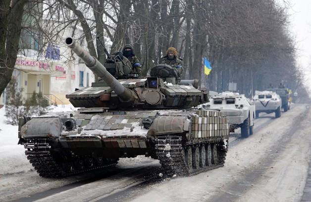 Siły rządowe: kontrolujemy sytuację  na lotnisku w Doniecku