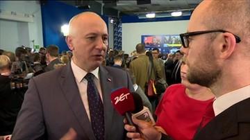 Joachim Brudziński (PiS): w tej kampanii towarzyszyło nam poczucie pokory