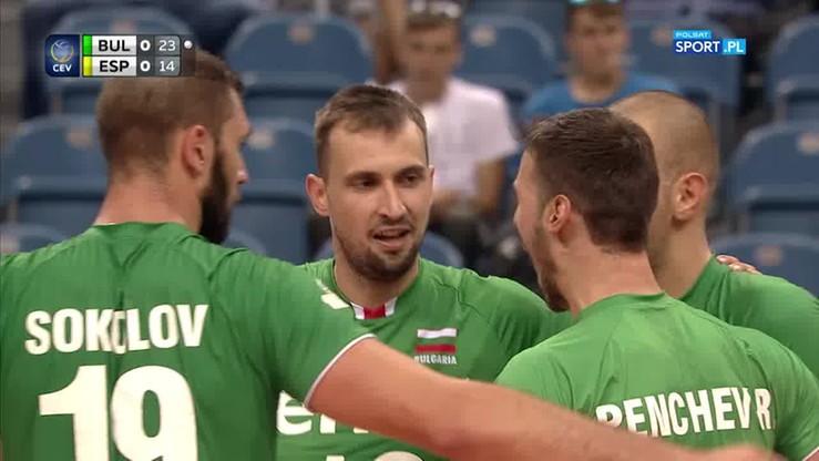 Bułgaria - Hiszpania 3:0. Skrót meczu