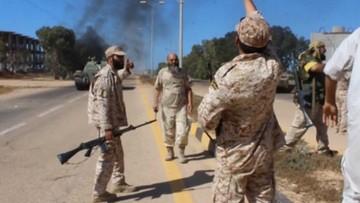 Libia: oddziały rządowe zajęły część Syrty, bastionu państwa Islamskiego