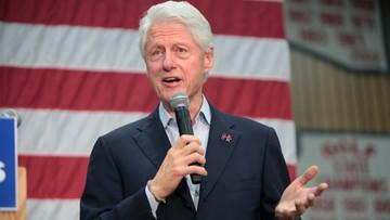 13-08-2016 08:43 Bill Clinton krytykuje swoją żonę: popełniła błąd