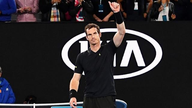 Australian Open - Andy Murray awansował do trzeciej rundy