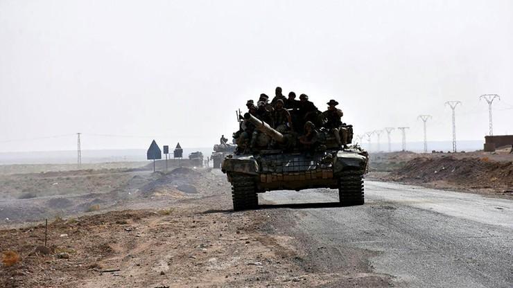 Lotnisko na wschodzie Syrii odbite z rąk Państwa Islamskiego przez siły rządowe