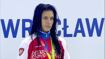 2017-07-21 The World Games: Dwa rekordy świata w pływaniu w płetwach