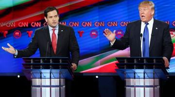 26-02-2016 06:55 USA: Rubio wytyka Trumpowi, że nielegalnie zatrudniał Polaków