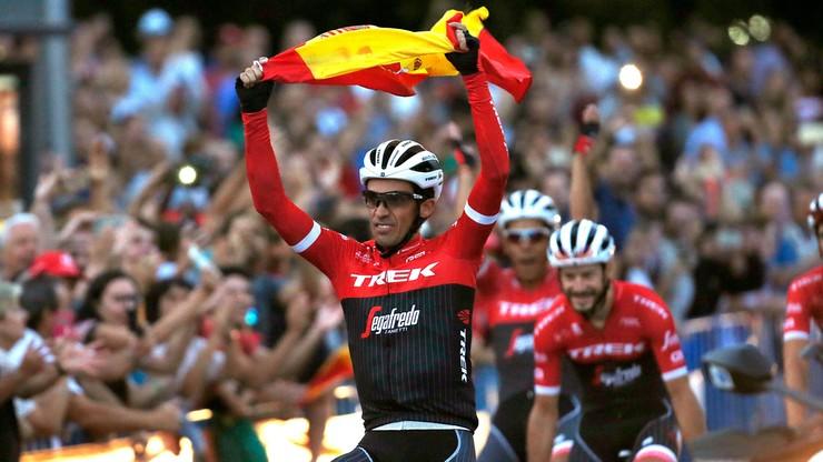 Start 73. edycji Vuelta a Espana w Maladze