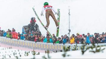 16-01-2016 16:22 Fenomenalny skok Prevca! Pobił rekord skoczni i został mistrzem świata