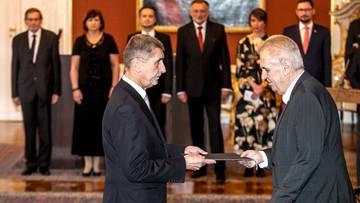 06-12-2017 14:00 Andrej Babisz nowym premierem Czech. Jednym z celów jego polityki ma być walka z przemytem nielegalnych migrantów