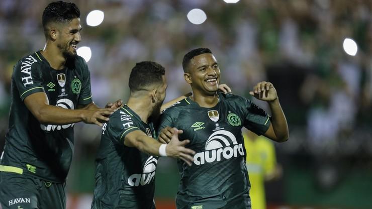 Recopa Sudamericana: Zwycięstwo Chapecoense w pierwszym spotkaniu