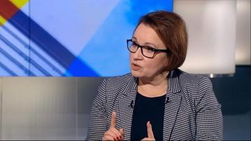 Kurek pyta o koszty reformy oświaty, Zalewska nie odpowiada