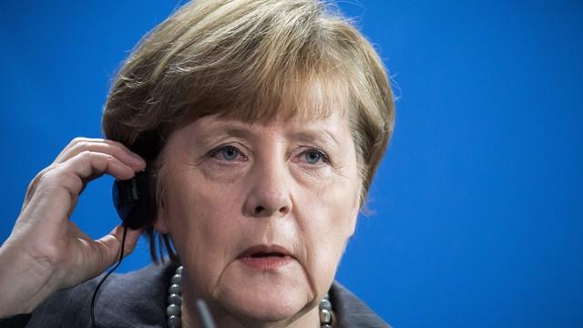 Merkel ostrzega przed zamknięciem granicy w Macedonii