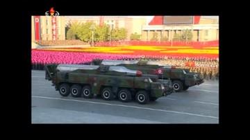15-04-2016 05:45 Nieudana próba rakietowa Korei Północnej