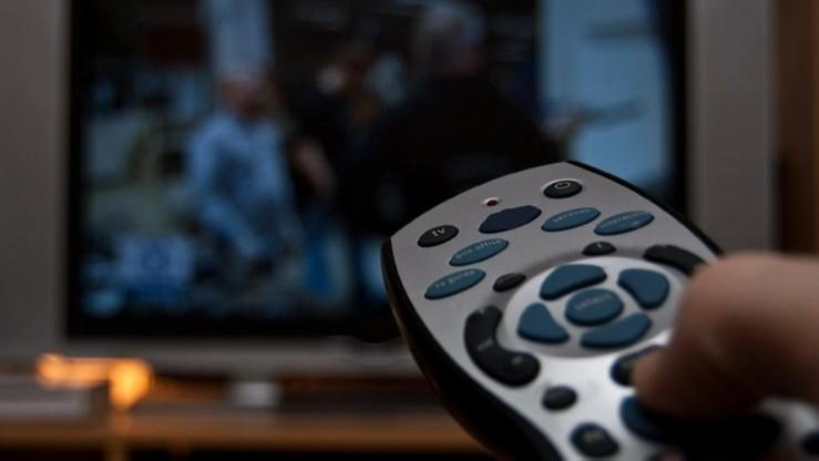 Brytyjska telewizja przestała nadawać, by ludzie ruszyli się z kanap